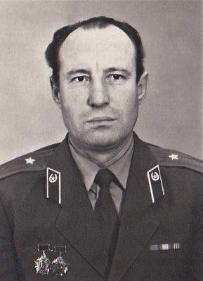 ОЛИШИЦКИЙ Николай Петрович